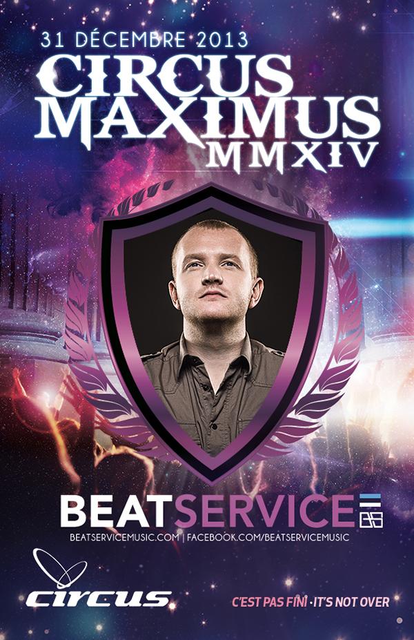 beat-service