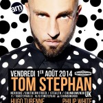 Tom Stephan aka Superchumbo @ Circus – Fri. August 1, 2014