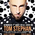 Tom Stephan aka Superchumbo @ Circus – Ven. 1 Août 2014