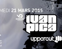 Ivan Pica – Uppercut @ Circus – Sat. March 21, 2015